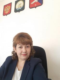 Сагитова Гульчачак Назировна